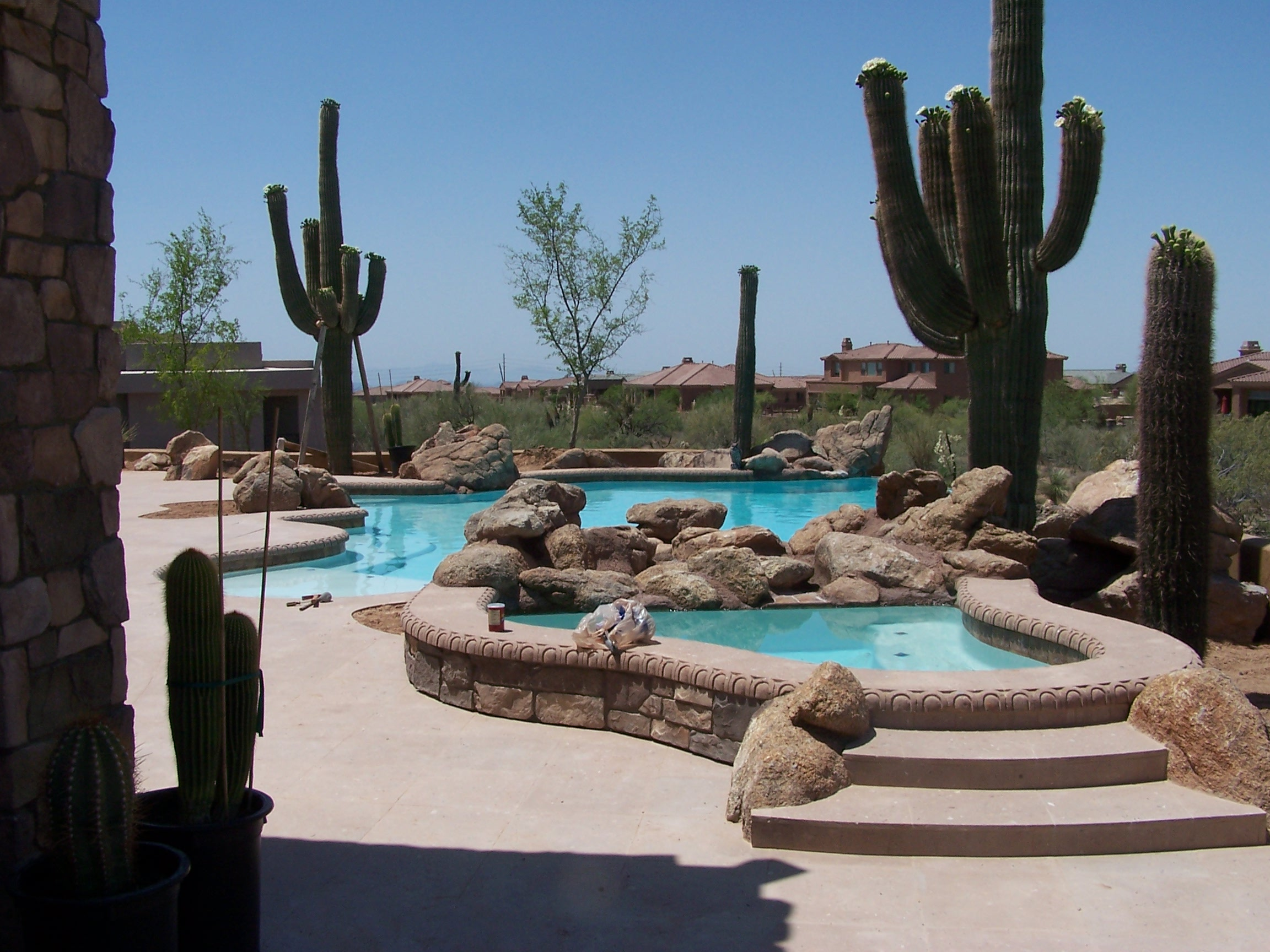 Contact the best new swimming pool builder in phoenix arizona for Pool resurfacing phoenix az